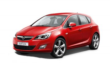 Opel ASTRA or similar