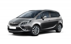 Opel ZAFIRA or similar